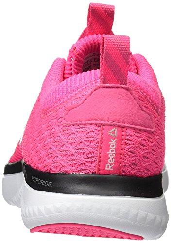 Reebok Damen Astroride Run Brand Laufschuhe Roze (zonne Roze / Semi Zonne Roze / Wit / Zwart)