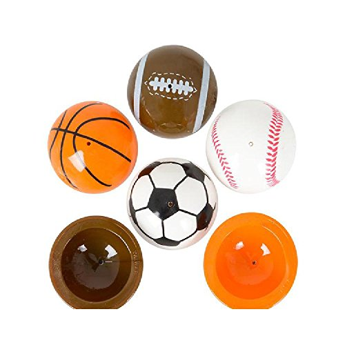 1.75'' Sports Ball Poppers by Bargain World