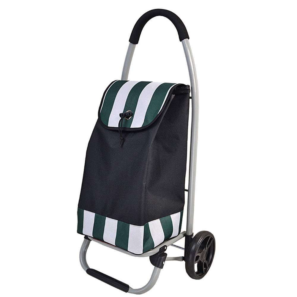 Amazon.com - ZSLLO Shopping Cart Trolley Bags Foldable ...