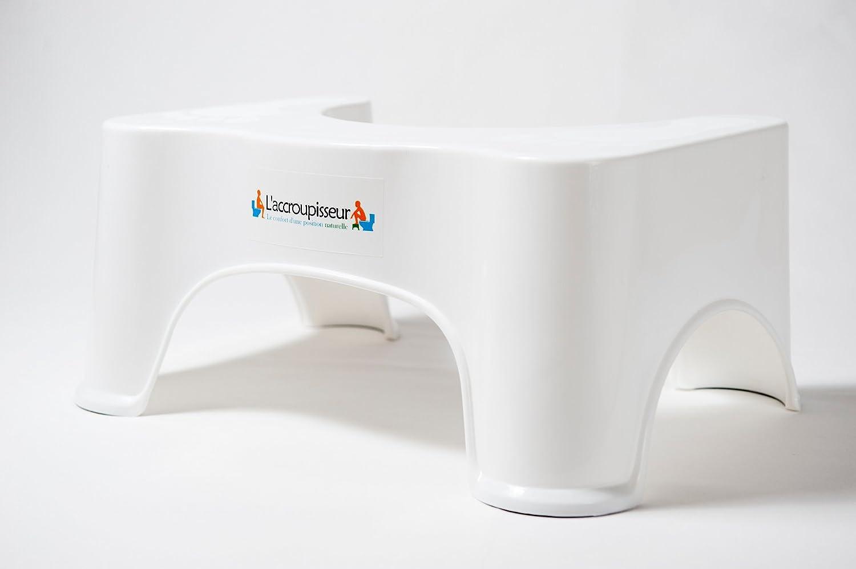 Sgabello fisiologico per toilette raccomandato dai medici u pancia