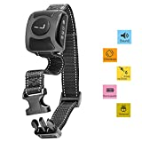 Bark Collar, Rechargeable and Waterproof Dog Barking Control Training Collar Beep/Vibration/Safe Shock