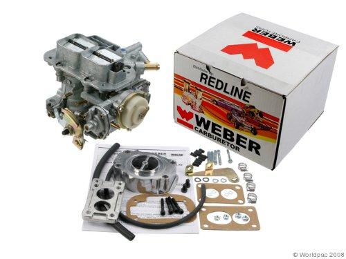 Carburetor 32 36 Weber - Weber Redline W0133-1823592-WEB Carburetor Kit 32/36 DGEV - Electric Choke