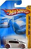 Hot Wheels Vw Golf GTI White 5y Wheels #27 1/64 2007