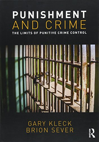 Punishment and Crime: The Limits of Punitive Crime Control