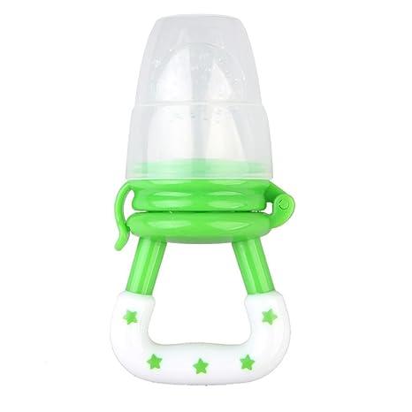 Highplus - Chupete portátil para bebés con Leche para Frutas ...