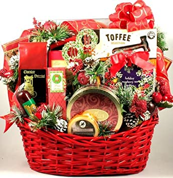 Amazon.com : Large Family & Group Gift Basket, Gourmet : Gourmet ...