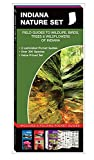 Indiana Nature Set: Field Guides to Wildlife, Birds, Trees & Wildflowers of Indiana