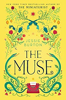 The Muse: A Novel by [Burton, Jessie]