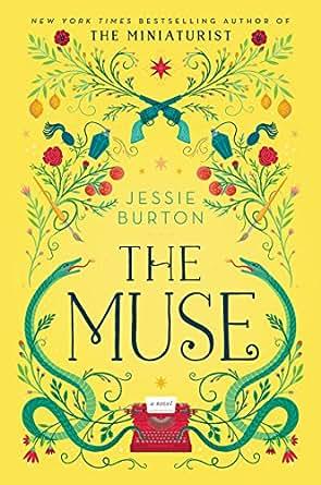 the muse jessie burton pdf