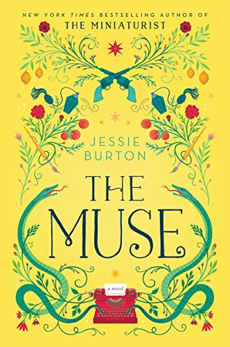 The muse a novel kindle edition by jessie burton literature the muse a novel by burton jessie fandeluxe Gallery