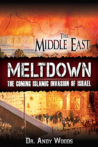 The Middle East Meltdown: The Coming Islamic Invasion of - Round Half 24 Wall