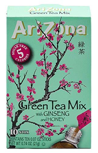 AriZona Iced Tea Stix, 10 Stix (Pack of 6)