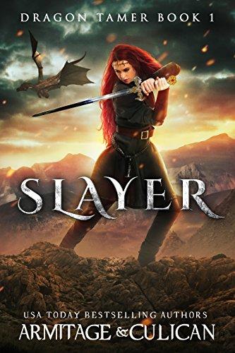 Slayer (Dragon Tamer Book 1) by [Culican, J.A., Armitage, J.A.]