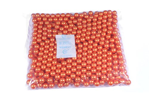 500 Paintballs Orange PEG tournament Pellets .68 Caliber Blowgun Paintball Gun