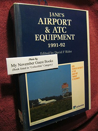 Jane's Airport and Atc Equipment 1991-92