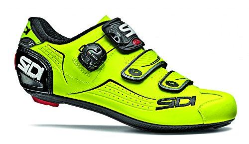 ALBA YELLOW FLUO/BLACK 44.0 - Yellow Footwear Fluo