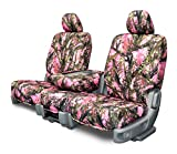 60 40 seat covers camo chevy - Custom Seat Covers for Chevy Blazer Mini S10 Front 60/40 Split - MC2 Pink Camo