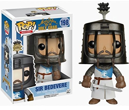 Funko Monty Python and The Holy Grail - Sir Bedevere (Monty Python And The Holy Grail Horse)