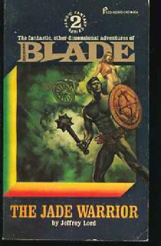Jade Warrior   Richard Blade Series, Lord, Jeffrey