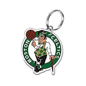Amazon.com: NBA 21232041 Boston Celtics acrílico Llavero ...