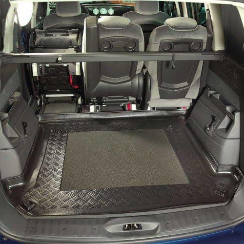 Autoteppiche für Citroen C8 inkl Kofferraum Baujahr ab 2002 Auto Fußmatten