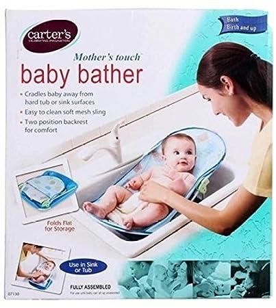 Buy Baby Bucket Baby Bather/Bath Seat/Bath Tub (Blue) Online at ...
