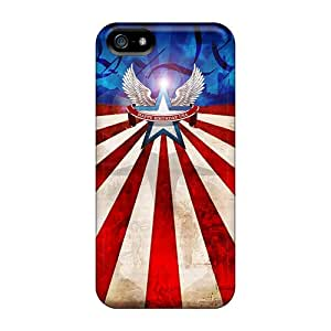 Case Cover 4th Of July/ Fashionable Case For Iphone 5/5s