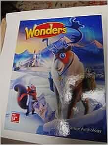 Wonders Literature Anthology, Grade 5 (ELEMENTARY CORE