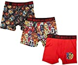 Fashion Five Nights at Freddy's Action Underwear 3 Pack Boxer Briefs - Small