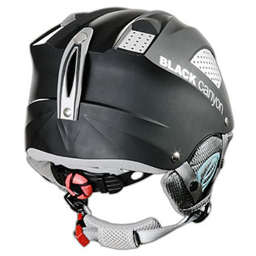Black Canyon Aspen - Casco de esquí para adultos, color negro negro negro Talla:small: Amazon.es: Ropa y accesorios