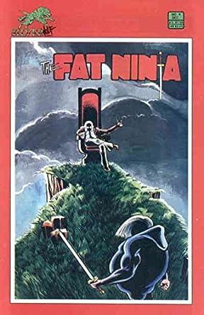 Fat Ninja, The #4 FN ; Silverwolf comic book ... - Amazon.com