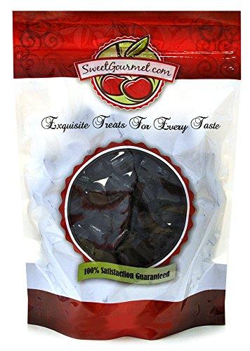Finnska Sugar Free Soft Black Licorice Candy Bulk 1 (Soft Licorice Bites)