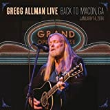 Gregg Allman Live Back to Macon, GA [Blu-ray]