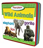 Wild Animals, Kim Mitzo Thompson and Karen Mitzo Hilderbrand, 0769653995