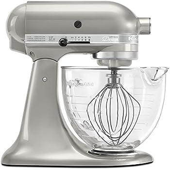 Amazon Com Kitchenaid Ksm150psmc Artisan Series 5 Qt