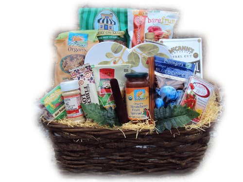 Low Sodium Heart Health Extra Basket by Well Baskets