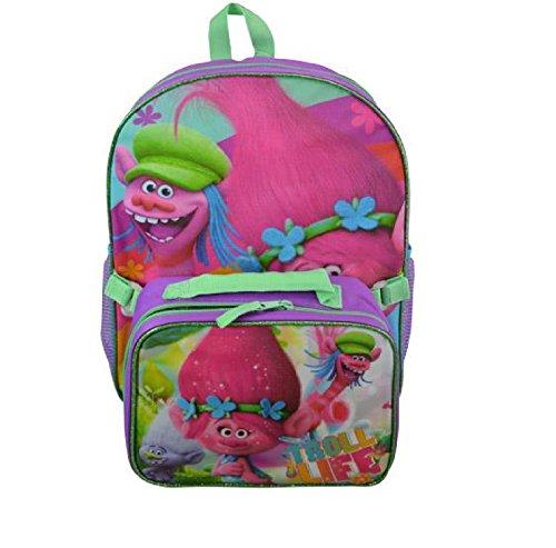 Dreamworks Trolls Copper Backpack Detachable