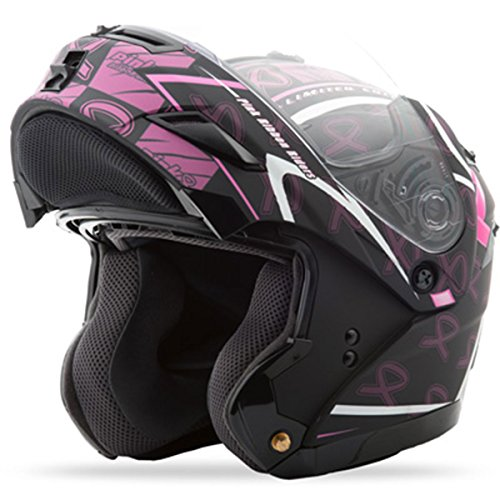 gmax-unisex-adult-full-face-helmet-style-helmet-gm54s-modular-flat-black-pink-ribbon-small