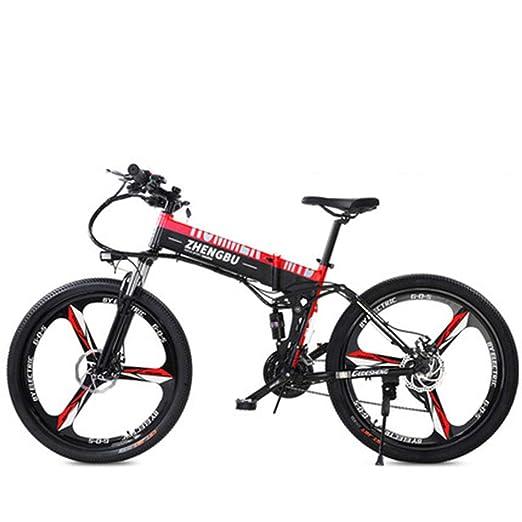Pc-Hxl Bicicleta Eléctrica de Montaña Bicicleta Eléctrica Plegable ...