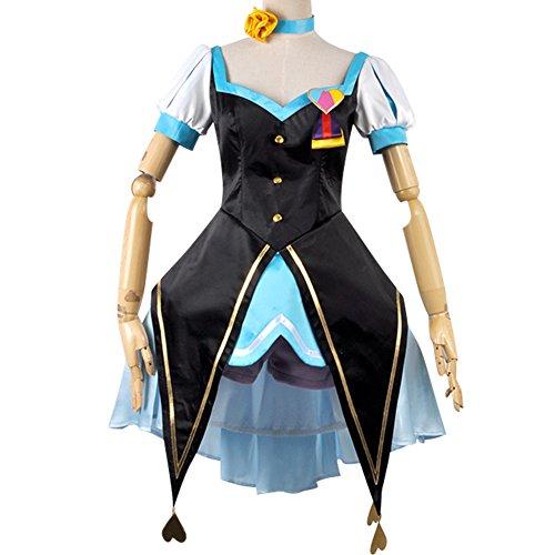 (The Idolmaster Haruka Cinderella Girls Mio Honda Dress Cosplay Costume Female)