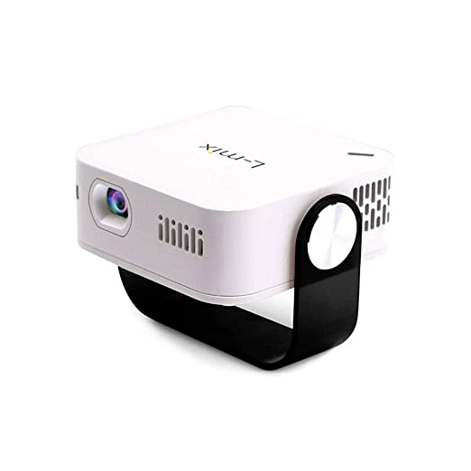 Mini Proyector Portátil WiFi Bluetooth Videoproyector 2000 lúmenes ...