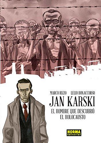 Descargar Libro Jan Karski. El Hombre Que Descubrió El Holocausto Marco Rizzo- Lelio Bonaccorso