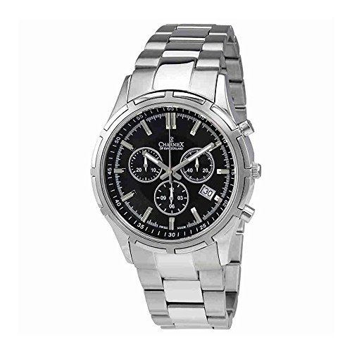 Charmex of Switzerland Hockenheim Chronograph Mens Watch 2846