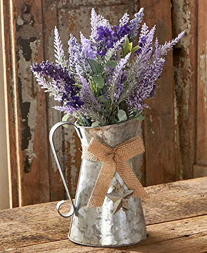 The Lakeside Collection Country Pitcher Floral Arrangements -