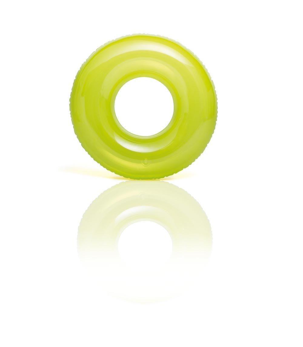 Intex Transparent Tubes, Green