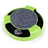 Pet Product's Cat Mice Toy For Kittens - Catch The Mouse Motion Cat Toy
