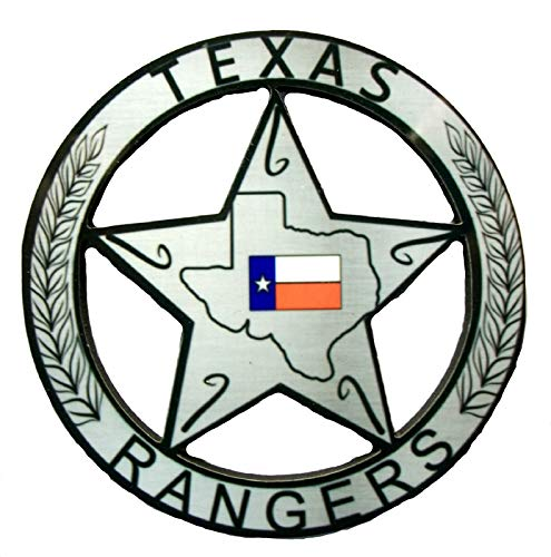 (Texas Rangers Badge Fridge)