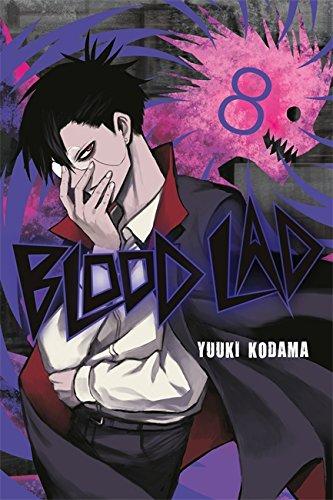 Blood Lad, Vol. 8 (Vol Blood Lad 1)