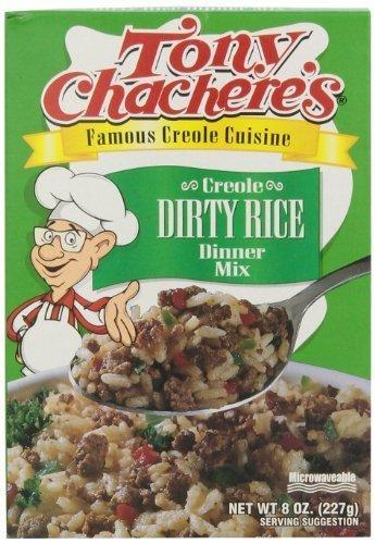 Tony Chacheres Rice Dinner Dirty Rice, 8 oz