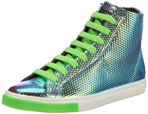 Hi Women's Green met top Green Sneakers Grün P Bpm 220 Ptx67g
